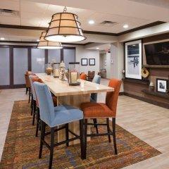 Отель Hampton Inn Minneapolis Bloomington West США, Блумингтон - отзывы, цены и фото номеров - забронировать отель Hampton Inn Minneapolis Bloomington West онлайн фото 4