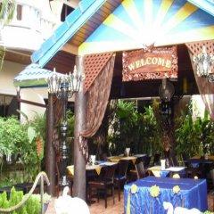 Отель Patong Sunbeach Mansion питание фото 2