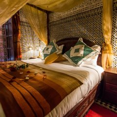Отель Riad Ibn Khaldoun Марокко, Фес - отзывы, цены и фото номеров - забронировать отель Riad Ibn Khaldoun онлайн комната для гостей фото 2