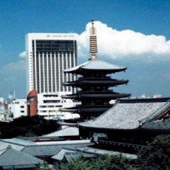 Отель Asakusa View Hotel Япония, Токио - отзывы, цены и фото номеров - забронировать отель Asakusa View Hotel онлайн пляж фото 2