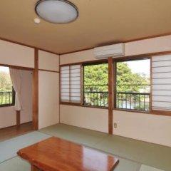 Отель Minshuku Yakusugi-sou Якусима фитнесс-зал