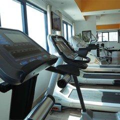 Al Jawhara Gardens Hotel фитнесс-зал фото 2