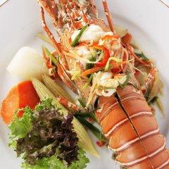 Отель Baan Laimai Beach Resort питание