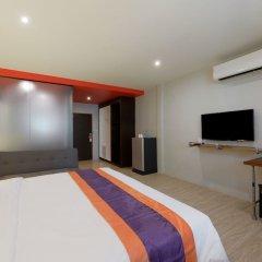 Отель Studio Asoke Таиланд, Бангкок - отзывы, цены и фото номеров - забронировать отель Studio Asoke онлайн комната для гостей