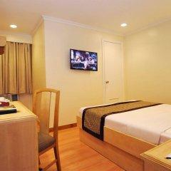 Отель Manila Lotus Hotel Филиппины, Манила - отзывы, цены и фото номеров - забронировать отель Manila Lotus Hotel онлайн сейф в номере