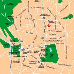 Отель Melia Galgos городской автобус
