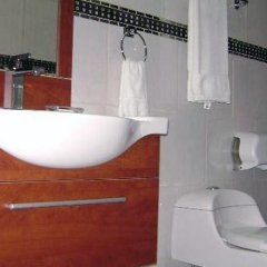 Hotel Santa Fe Грасьяс ванная