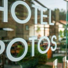 Potos Hotel спортивное сооружение