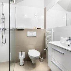 Отель Willa Marea Польша, Сопот - отзывы, цены и фото номеров - забронировать отель Willa Marea онлайн ванная