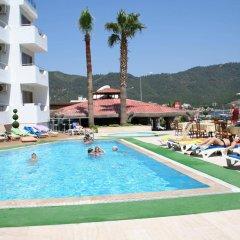 Mar-Bas Hotel - All Inclusive бассейн