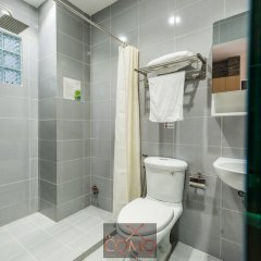 Отель The Como Le Lai City Center Apartment Вьетнам, Хошимин - отзывы, цены и фото номеров - забронировать отель The Como Le Lai City Center Apartment онлайн ванная фото 2
