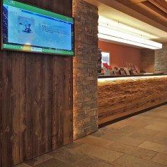 Отель Sunstar Hotel Davos Швейцария, Давос - отзывы, цены и фото номеров - забронировать отель Sunstar Hotel Davos онлайн интерьер отеля фото 3
