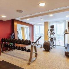 Отель Hilton Garden Inn Ufa Riverside Уфа фитнесс-зал