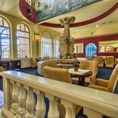 Hotel Babylon Либерец интерьер отеля