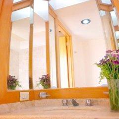 Отель Fuente Del Bosque Мексика, Гвадалахара - отзывы, цены и фото номеров - забронировать отель Fuente Del Bosque онлайн ванная фото 2