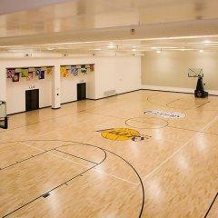 Апартаменты Downtown LA Inspiring Apartments спортивное сооружение