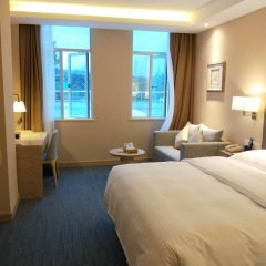 Отель Xiamen Xiangan Yihao Hotel Китай, Сямынь - отзывы, цены и фото номеров - забронировать отель Xiamen Xiangan Yihao Hotel онлайн комната для гостей фото 2