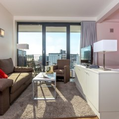 Отель Carat Residenz-Apartmenthaus комната для гостей фото 5
