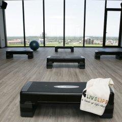RYS Hotel Турция, Эдирне - отзывы, цены и фото номеров - забронировать отель RYS Hotel онлайн фитнесс-зал фото 2