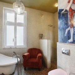 Отель Apartamenty Mój Sopot - Parkowa Art Сопот ванная