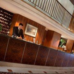Отель Cavour Милан интерьер отеля