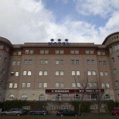 Отель Seminario Bilbao Испания, Дерио - отзывы, цены и фото номеров - забронировать отель Seminario Bilbao онлайн парковка