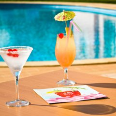 Отель Aqua Mar - Moon Dreams Португалия, Албуфейра - отзывы, цены и фото номеров - забронировать отель Aqua Mar - Moon Dreams онлайн гостиничный бар