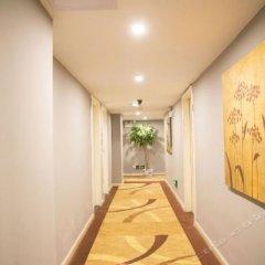 Отель 7Days Inn Shenzhen Luohu Kouan Китай, Шэньчжэнь - отзывы, цены и фото номеров - забронировать отель 7Days Inn Shenzhen Luohu Kouan онлайн интерьер отеля фото 2