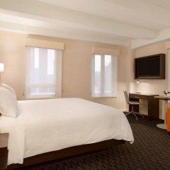 Отель Edison США, Нью-Йорк - 8 отзывов об отеле, цены и фото номеров - забронировать отель Edison онлайн комната для гостей фото 3