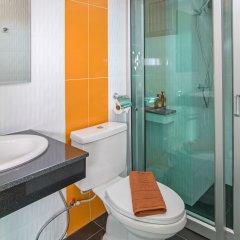 Отель Lada Krabi Express Таиланд, Краби - отзывы, цены и фото номеров - забронировать отель Lada Krabi Express онлайн ванная фото 2