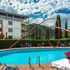 Отель Albornoz Palace Hotel Spoleto Италия, Сполето - отзывы, цены и фото номеров - забронировать отель Albornoz Palace Hotel Spoleto онлайн бассейн