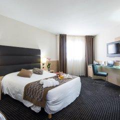 Отель Apogia Nice Франция, Ницца - 2 отзыва об отеле, цены и фото номеров - забронировать отель Apogia Nice онлайн комната для гостей фото 4