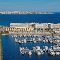 Отель Melia Alicante пляж фото 2