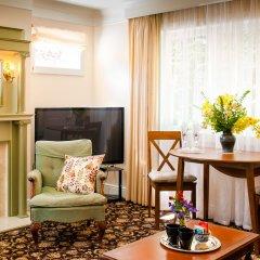 Отель Humboldt House Bed & Breakfast Канада, Виктория - отзывы, цены и фото номеров - забронировать отель Humboldt House Bed & Breakfast онлайн комната для гостей фото 3