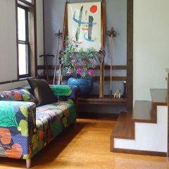 Отель Sekkasai Lodge Хакуба комната для гостей