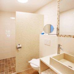 Отель Gasthof zum Wilden Kaiser ванная