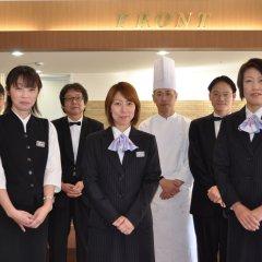 Tateyama Kokusai Hotel Тояма помещение для мероприятий