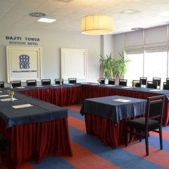 Отель Dajti Tower Belvedere Hotel Албания, Тирана - отзывы, цены и фото номеров - забронировать отель Dajti Tower Belvedere Hotel онлайн помещение для мероприятий фото 2