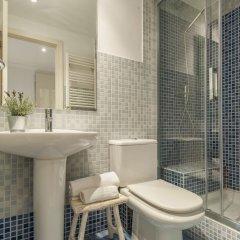 Отель Apartamento Catedral de la Almudena III ванная