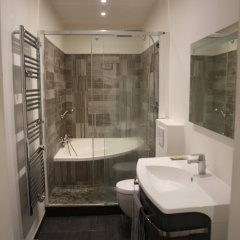 Отель La Suite de Giuseppe Ницца ванная фото 2