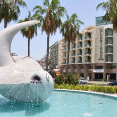 Claridge Hotel Dubai Дубай бассейн