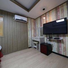 G Mini Hotel Dongdaemun комната для гостей фото 3