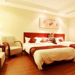 Отель ibis Xian South Gate Китай, Сиань - отзывы, цены и фото номеров - забронировать отель ibis Xian South Gate онлайн комната для гостей фото 2