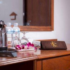 Отель KC Place Srinakarin удобства в номере