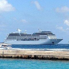 Отель Kaani Lodge Мальдивы, Северный атолл Мале - 1 отзыв об отеле, цены и фото номеров - забронировать отель Kaani Lodge онлайн пляж фото 2