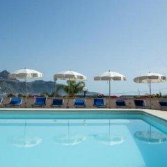 Отель Panoramic Джардини Наксос бассейн