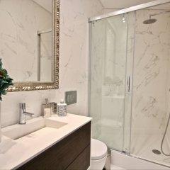 Отель Akicity Amoreiras In II Португалия, Лиссабон - отзывы, цены и фото номеров - забронировать отель Akicity Amoreiras In II онлайн ванная фото 2