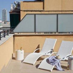 Отель AinB Sagrada Familia балкон