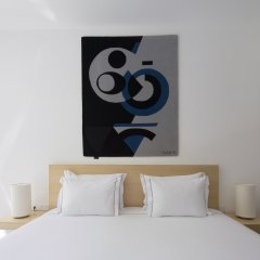 Boticas Hotel Art & Spa комната для гостей
