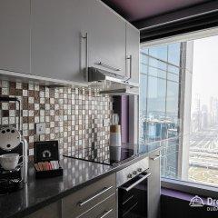 Отель Dream Inn 48 Burj Gate Burj Khalifa View в номере фото 2